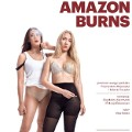 AMAZON BURNS – premiera spektaklu w Sali Teatru Laboratorium