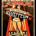 Tribute to Led Zeppelin gra zespół Cadillac