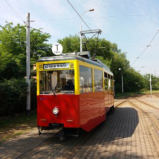 New line of MPK Wroclaw tourist tram
