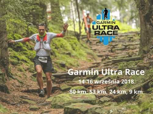 Garmin Ultra Race 2018