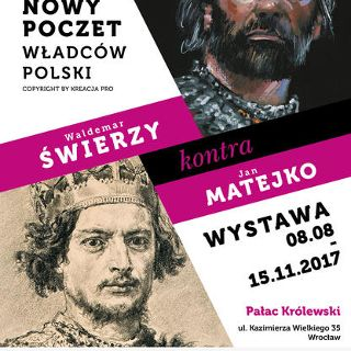 New Portrait Gallery of Polish Kings at the Wrocław City Museum