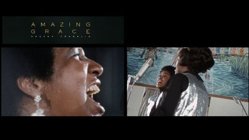 "Jazz Time | Film ""Amazing Grace: Aretha Franklin"""