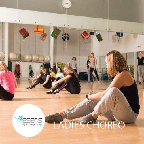 KURS LADIES CHOREO W AT ESENS