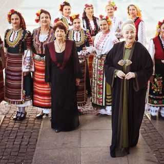 Koncert: The Mystery Of Bulgarian Voices i Lisa Gerrard z Dead Can Dance