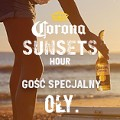 Corona SunSets Hour x Oly. x Basen Beach Bar