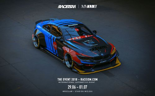 The Event 2018 - Raceism.com