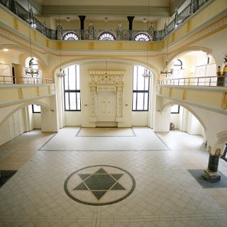 190 Years of the Synagogue under White Stork in Wroclaw – exhibition in the Synagogue