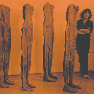 Effigies of Life. A Tribute to Magdalena Abakanowicz (1930–2017)