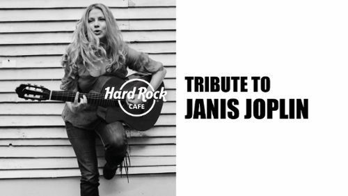 Tribute to Janis Joplin w Hard Rock Cafe Wrocław