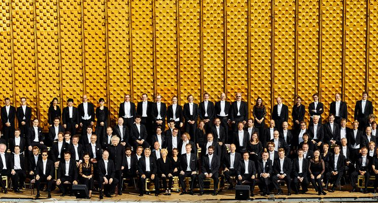 Berliner Philharmoniker under the baton of Yannick Nézet-Séguin in NFM