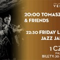 Tomasz Wendt & Friends / Friday Late Night Jazz Jam Session