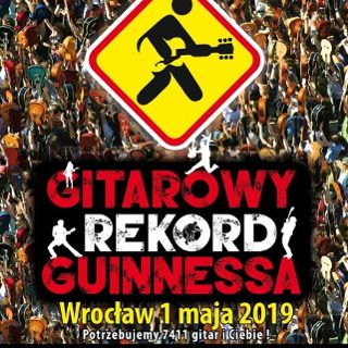 Guinness Guitar Record 2019