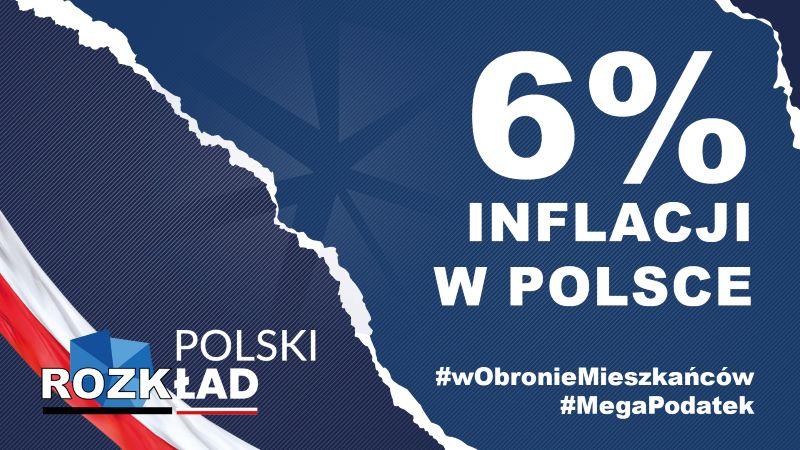 inflacja w Polsce, polski ład