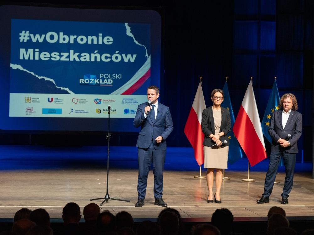 prezydenci w Warszawie