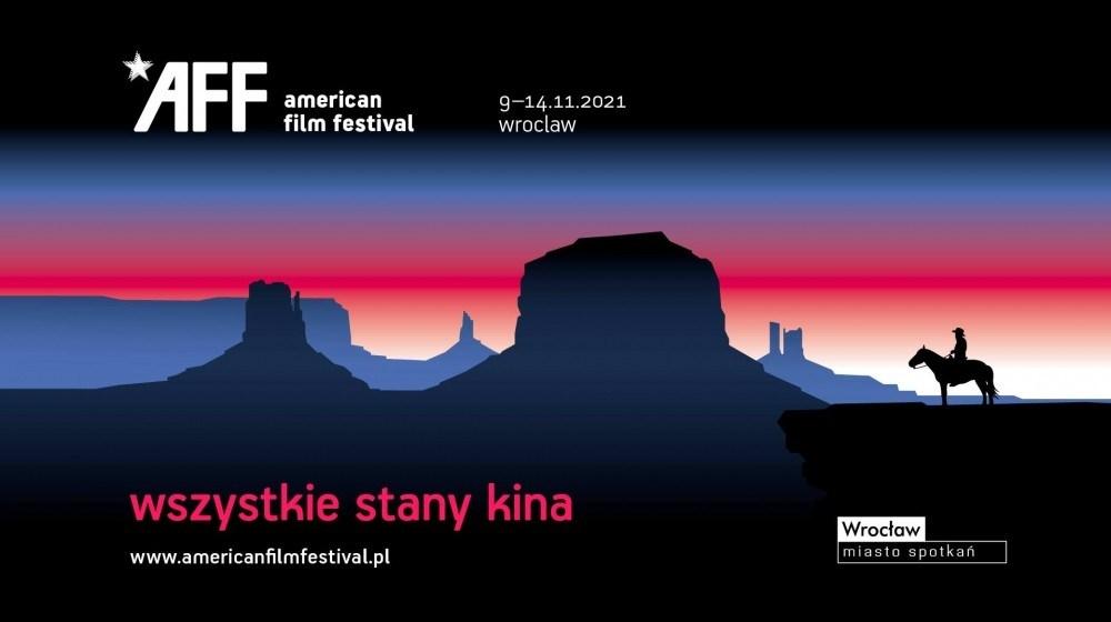Plakat American Film Festival 2021