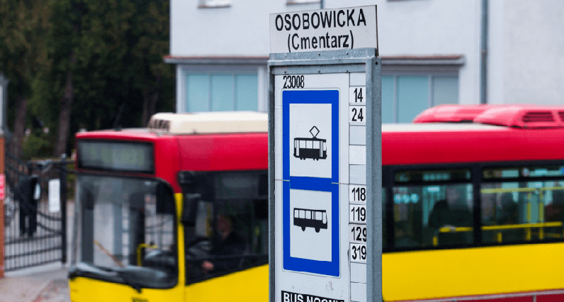 Dojazd na wrocławskie cmentarze na wszystkich Świętych 2021. Dodatkowe autobusy i tramwaje