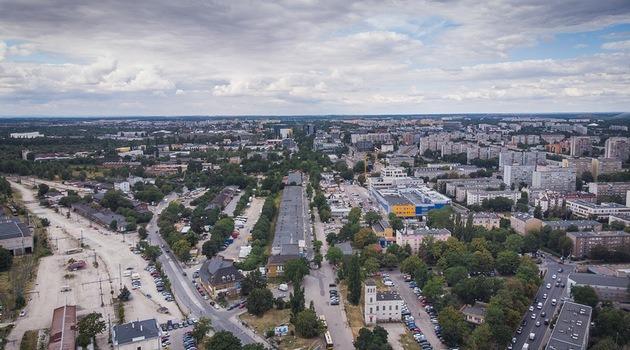 Budowa linii autobusowo - tramwajowej na Nowy Dwór