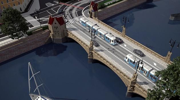 Remont mostów Pomorskich