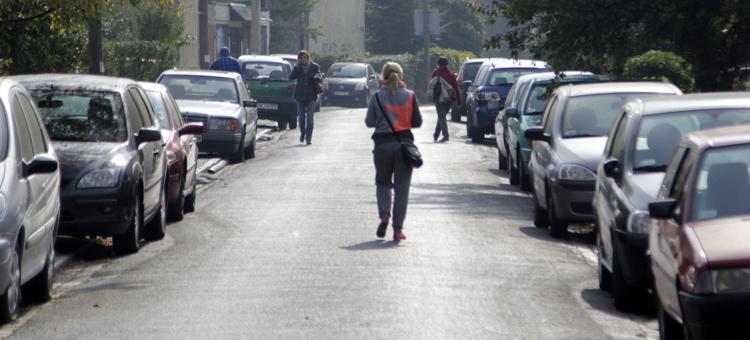 Porządkowanie parkowania na Sępolnie i Biskupinie