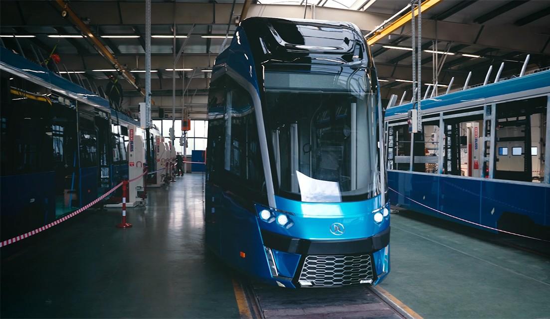 Tak wyglądają tramwaje Gamma 2 dla Wrocławia