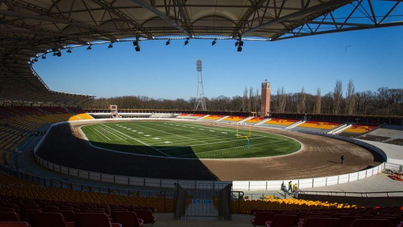 Odremontowany Stadion Olimpijski we Wrocławiu
